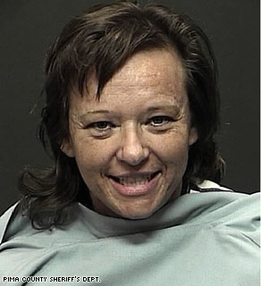 Shawna Forde, the accused ringleader of the fatal raid.