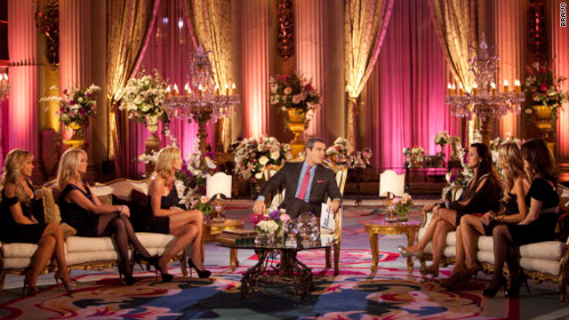 'Real Housewives of Beverly Hills' reunion: Blame it on the divorce