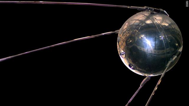 Palin rewriting Sputnik history?