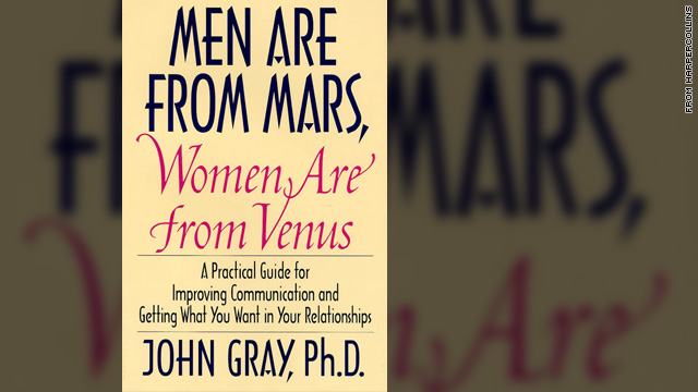 'Men Are from Mars, Women Are from Venus' to become a movie