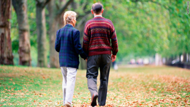 Study: Older adults improve memory through exercise