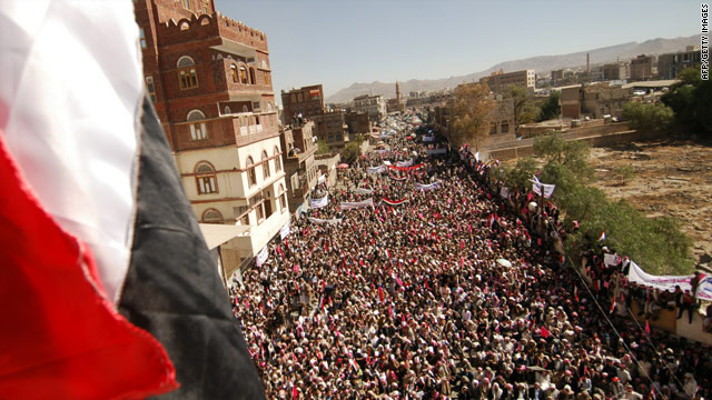 Behind the unrest in Yemen