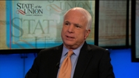 Sen. McCain on the unrest in Egypt