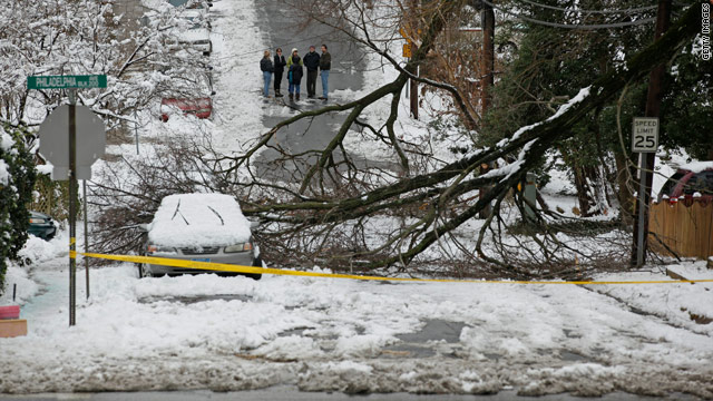 Winter won't let up: Ice, snow, bitter cold, tornadoes on tap