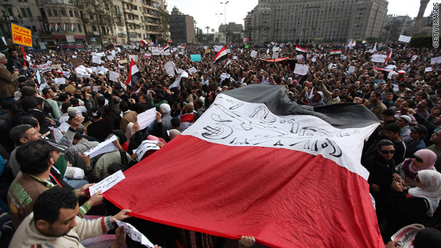 Egypt becomes 2012 fodder