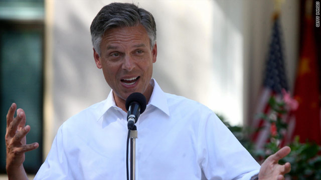 'A lot of room' for Huntsman in GOP race, adviser says