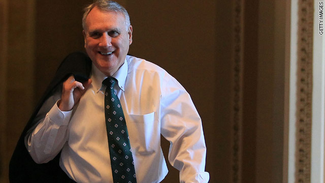 Top GOP senator criticizes Obama on Egypt