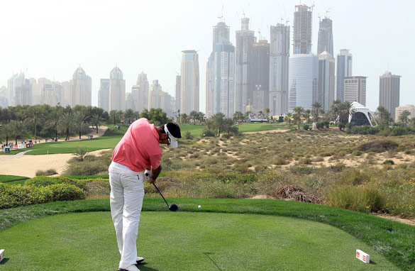 The Dubai Desert Classic was held for the first time in 1989 but is now just one of top class European Tour events in the Gulf region.