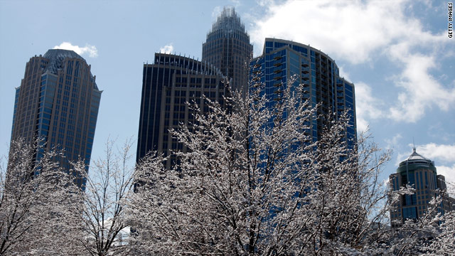 Charlotte will host the 2012 Democratic National Convention