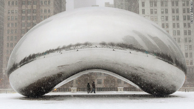 Massive winter storm: Chicago socked by blizzard; millions could be affected
