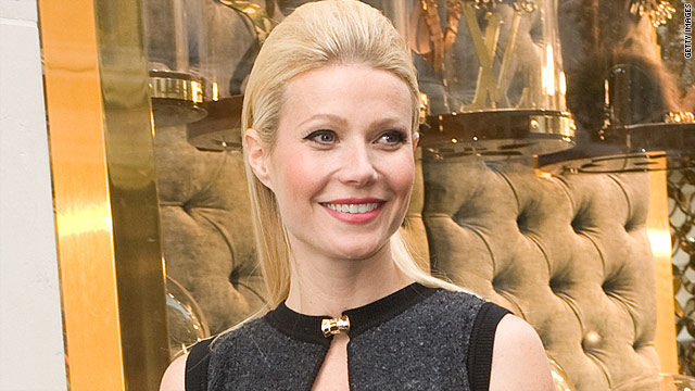 Gwyneth Paltrow: Who cares what lame people say about GOOP?