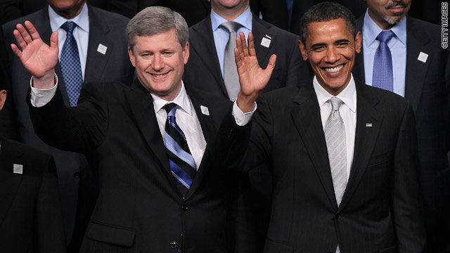 Canadian prime minister to meet Obama on Friday