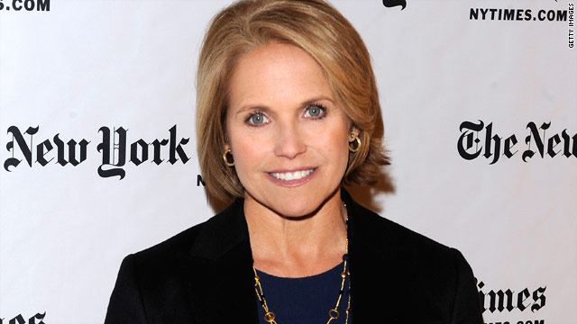 'Showbiz Tonight' Flashpoint: Can Katie Couric replace Oprah?