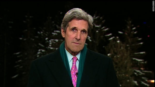 Kerry: &#039;Look beyond Mubarak era&#039;
