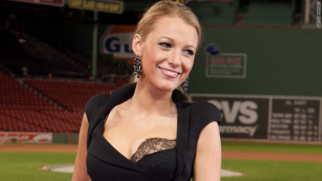Blake Lively named 2011's most desirable woman