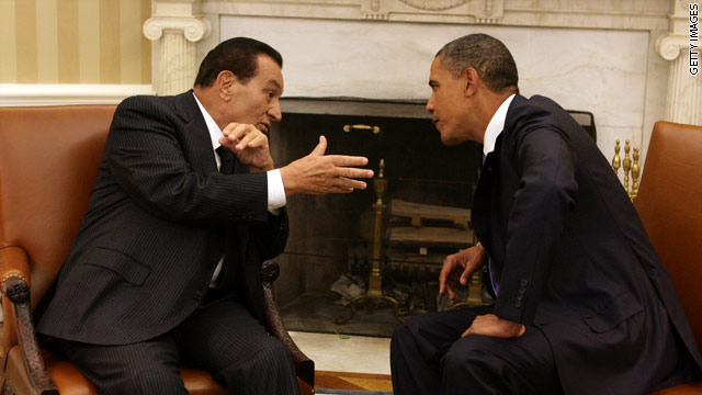 Obama says Egypt's transition 'must begin now'