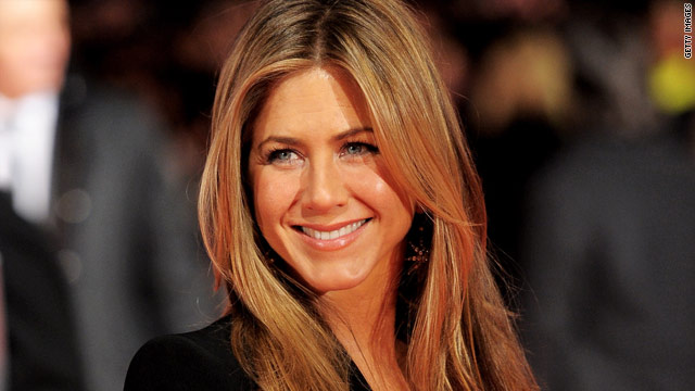 Jennifer Aniston: No, I'm not adopting
