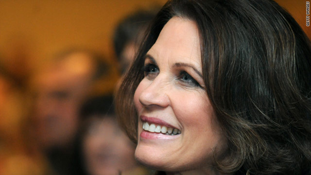 Bachmann heading to South Carolina