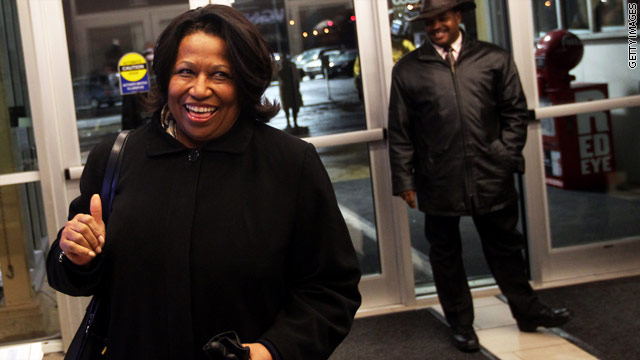 Moseley Braun urged to leave Chicago mayor's race after 'strung out on crack' comment