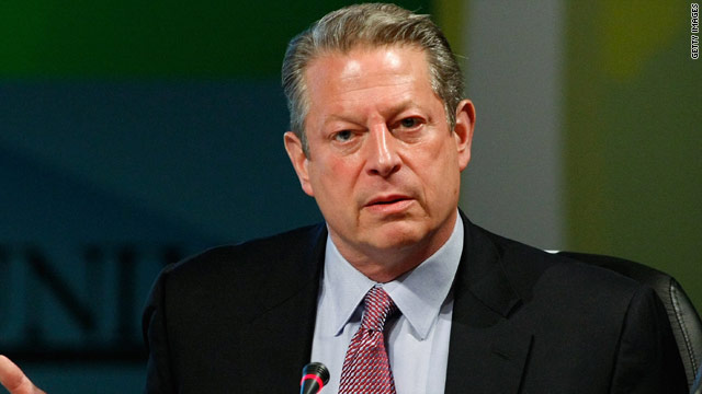 Gore says snow doesn't disprove global warming