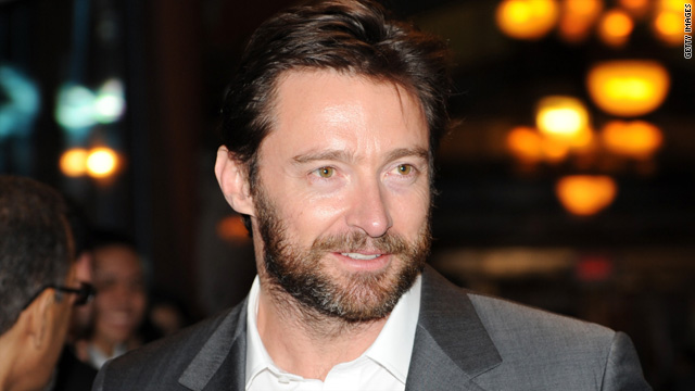 Hugh Jackman eats 6,000 calories a day for 'The Wolverine'