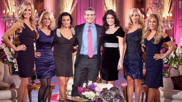 'Real Housewives of Beverly Hills' reunion II: You broke our hearts, Cedric