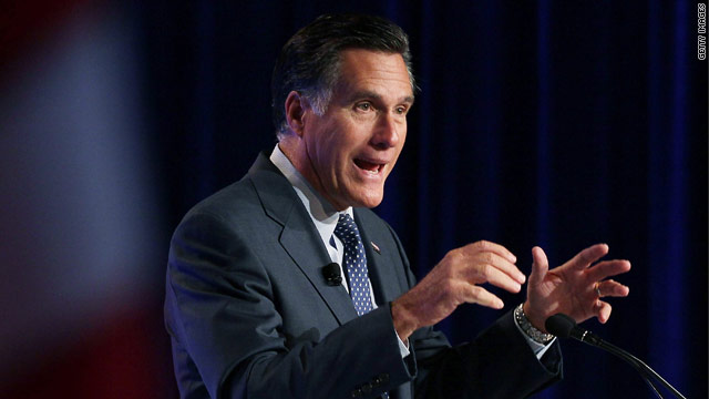 Romney reveals new details on 'Late Night'