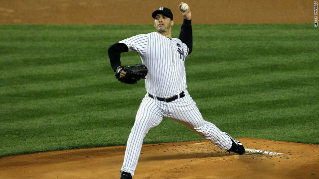 Yankees: Star pitcher Andy Pettitte retiring