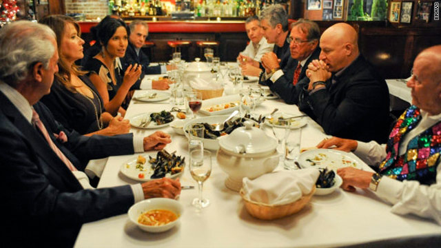 'Top Chef' serves up an Italian feast