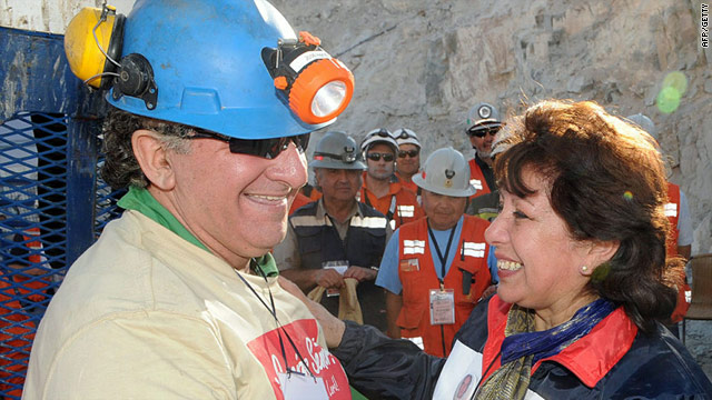 Chilean miner sheds light on underground religious life