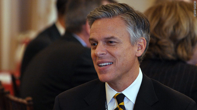UPDATED: Huntsman to speak at jobs forum in Washington