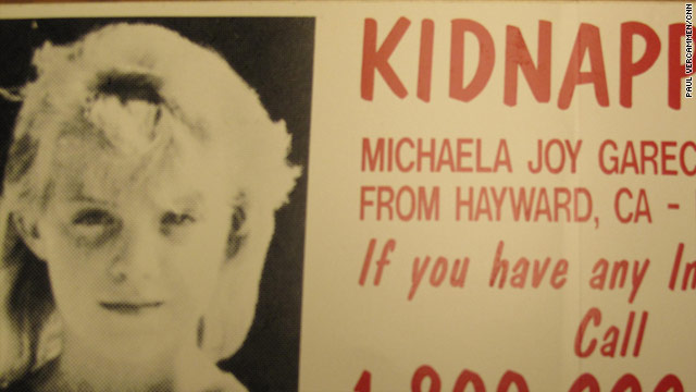 50 people in 50 days: California girl snatched from parking lot in '88
