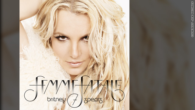 Britney Spears reveals details of her new CD