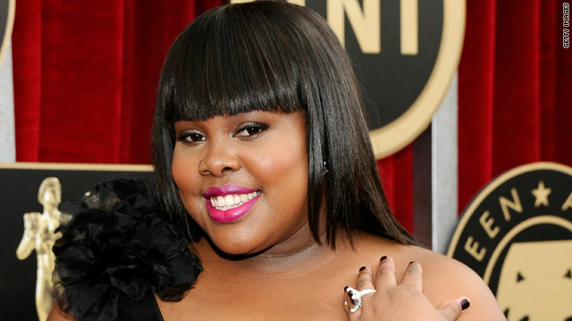 Amber Riley: 'Glee' should do Chaka Khan
