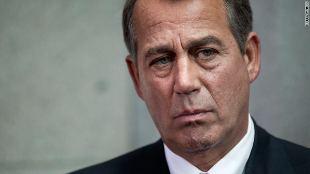 Boehner in 'war' against Planned Parenthood