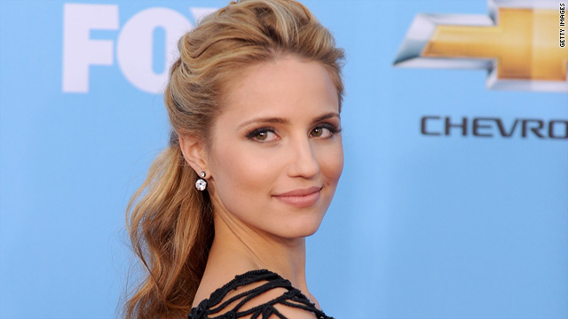 &#039;Glee&#039;s&#039; Dianna Agron (sort of) speaks on engagement rumors