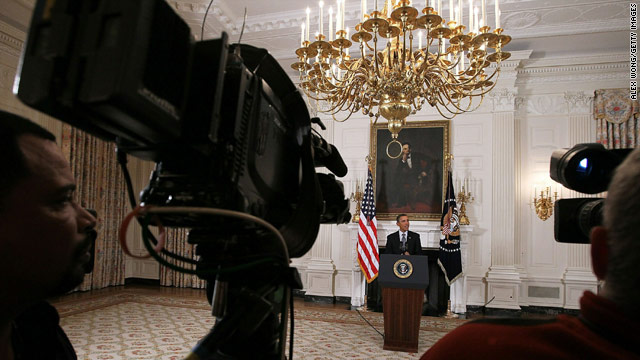 Obama to meet the press on Egypt