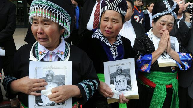 Arlington refuses burial of U.S. ally from Vietnam War