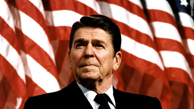 Reagan's myth has grown over time