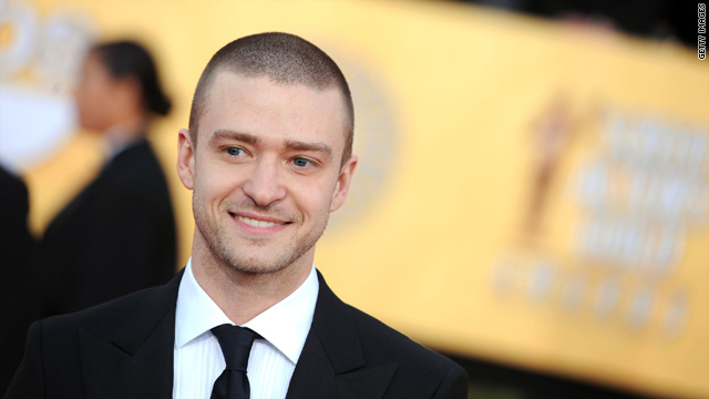 Justin Timberlake: I did 'Yogi Bear' to feel better about myself