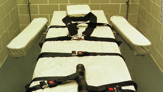 Death row inmates sue to stop importation of drug used in executions