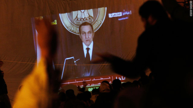 Concessions or cosmetics? Charting Mubarak's release of power
