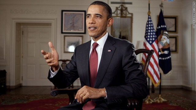 Obama measures 'true progress'