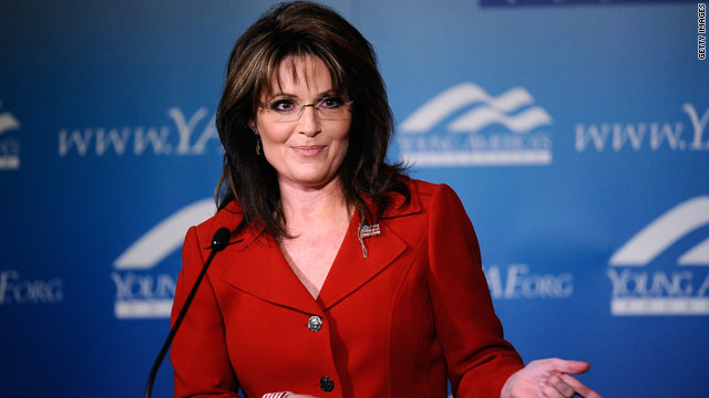 Palin: Reagan 'was one of a kind'