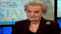 Albright: Egypt will soon enter 'a different era'