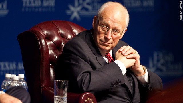 Cheney calls Mubarak a good friend, U.S. ally