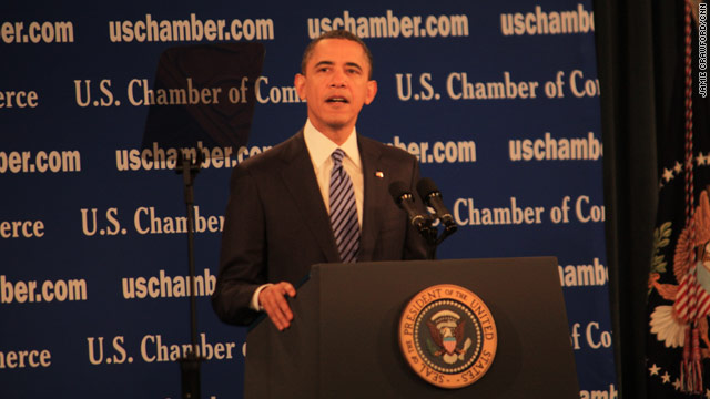 Obama to business: We must work together