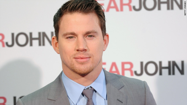 Channing Tatum: Yes, I was a stripper