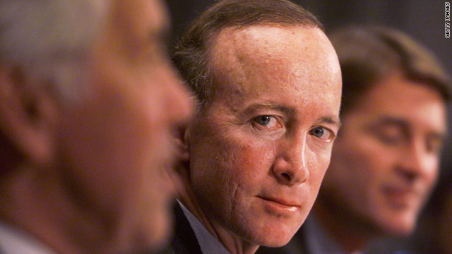 Daniels takes aim at health care