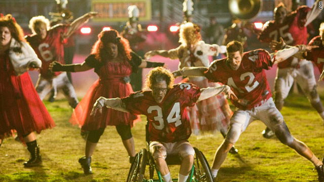 Was the latest 'Glee' a thriller?
